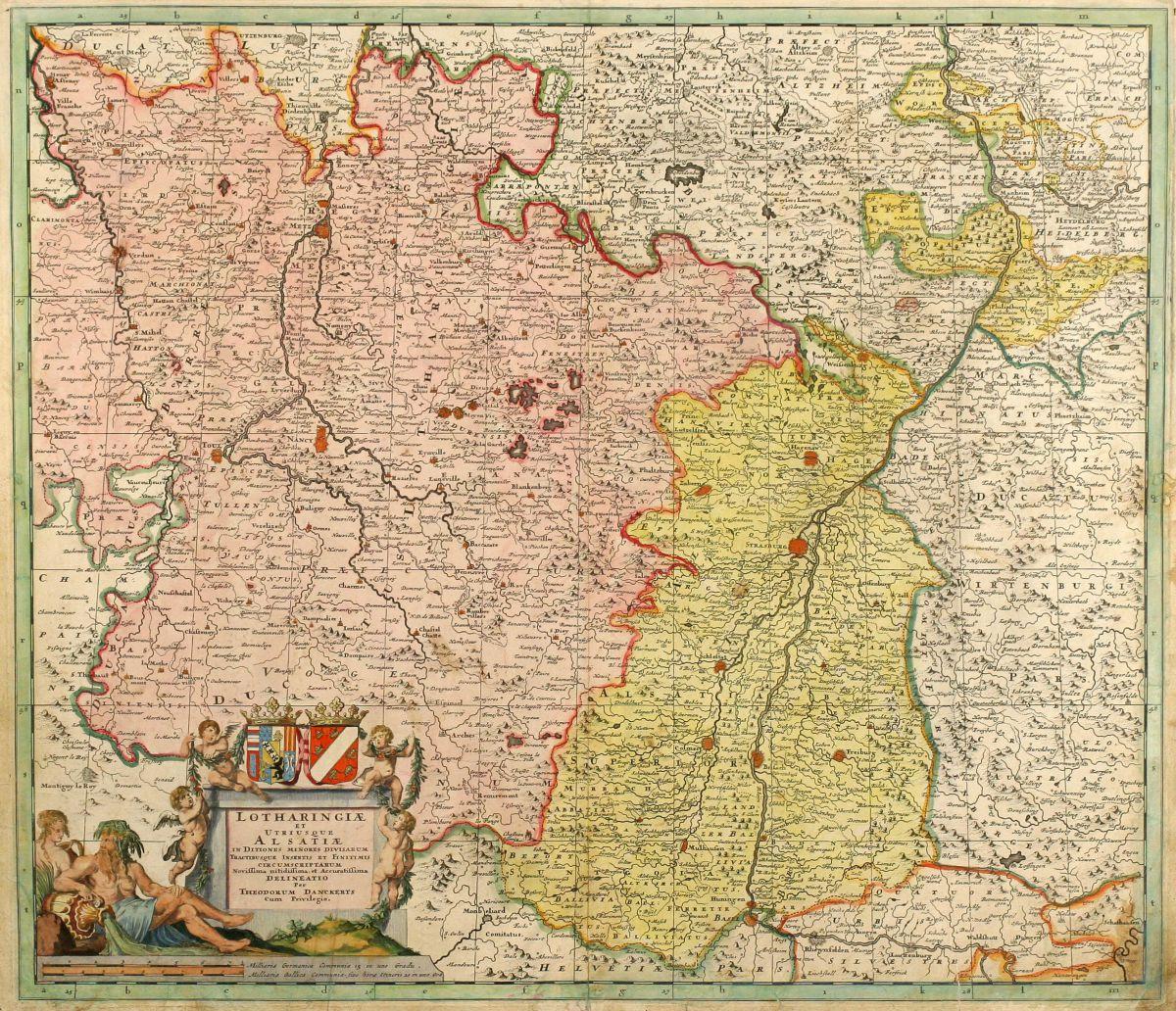 1696 in France