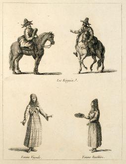 Grafiken, le Clerc, Sibirien, Kirgisien, 1783: Kein Titel