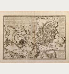 Hierosolyma, Clarissima totius Orientis civitas, Iudaeae Metropolis