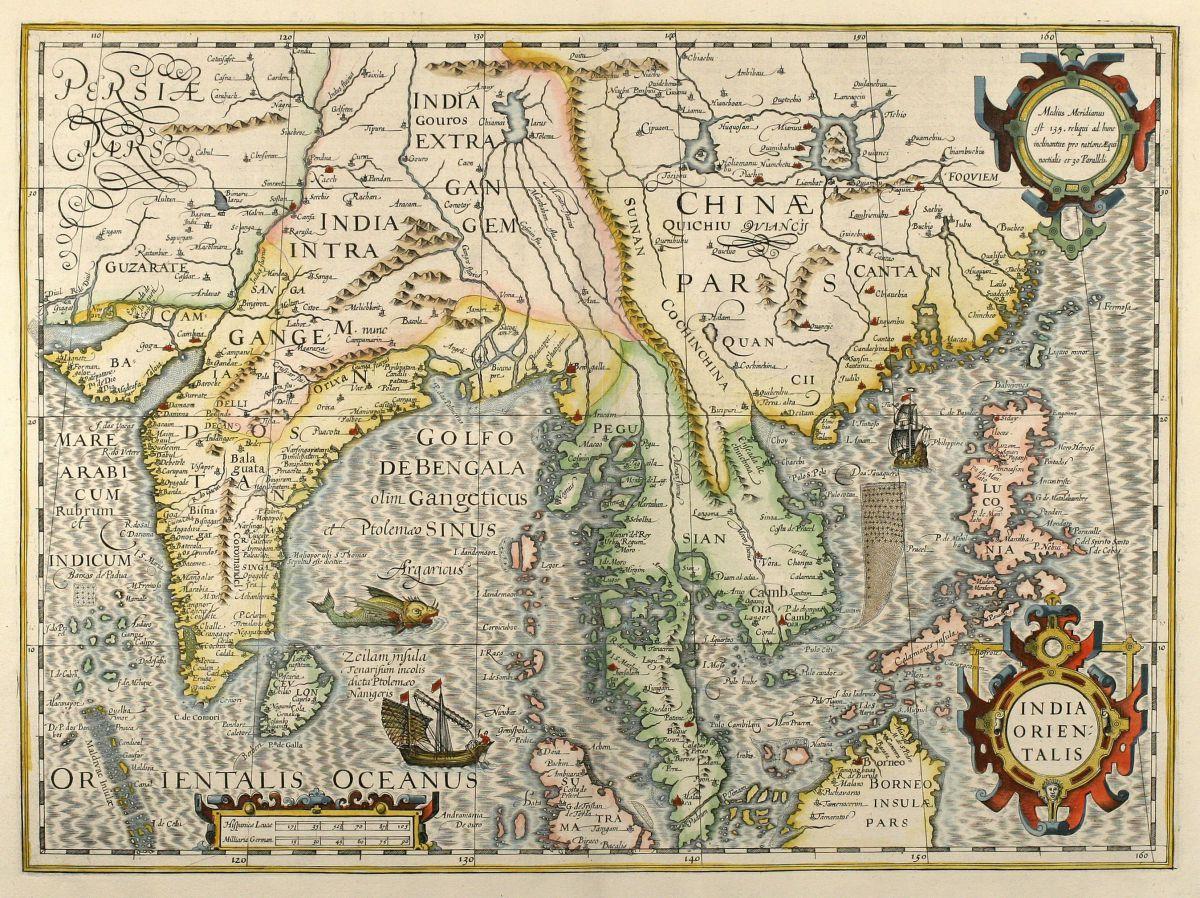India orientalis mercator southeast asia india china thailand southeast asia mercator gerard india orientalis gumiabroncs Gallery