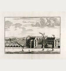Chasteau de Chavigny en Touraine