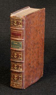 Books, de Buffon, Birds, Vol 18, 1785: Histoire Naturelle des Oiseaux. Tome Dix-huitieme.