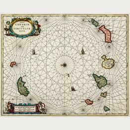 Antique Sea Charts
