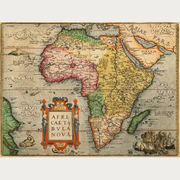 Antique Maps of Africa