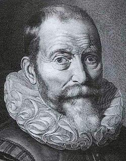 Willem Janszoon Blaeu (*1571 - † 1638)