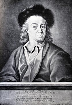 Gabriel Bodenehr (*1673 - † 1765)