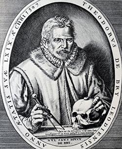 Theodor de Bry (*1528 - † 1598)