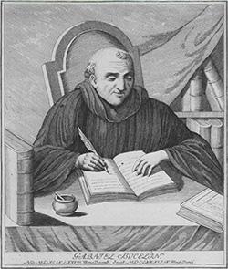 Gabriel Bucelin (*1599 - † 1681)