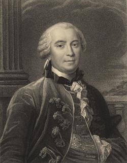 G.-L. Leclerc de Buffon (*1707 - † 1788)