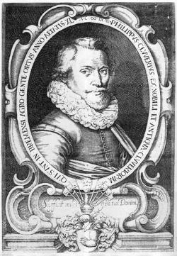 Phillip Clüver (*1580 - † 1622)