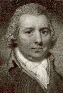 William Curtis (*1746 - † 1799)
