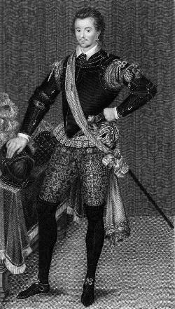 Robert Dudley (*1574 - † 1649)