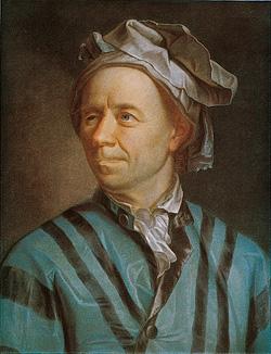 Leonhard Euler (*1707 - † 1783)