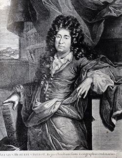 Alexis Hubert Jaillot (*1632 - † 1712)