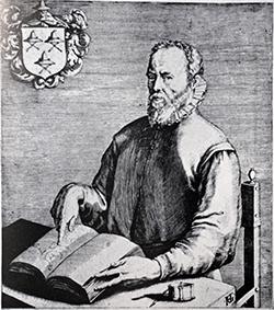 Gerard de Jode (*1509 - † 1591)