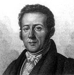 René Primevère Lesson (*1794 - † 1849)