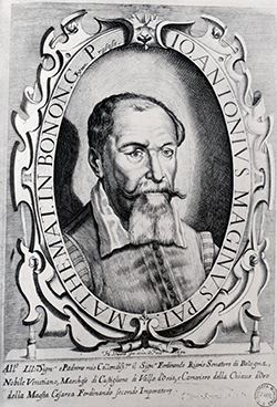 Giovanni Antonio Magini (*1555 - † 1617)