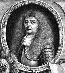 Alain Manesson Mallet (*1630 - † 1703)