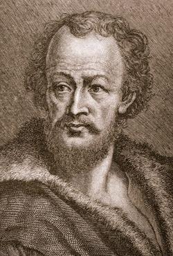 Matthäus Merian (*1593 - † 1650)