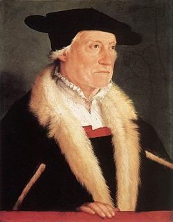 Sebastian Münster (*1489 - † 1552)