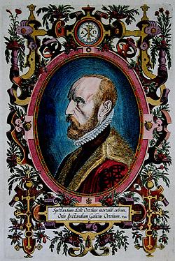 Abraham Ortelius (*1527 - † 1598)