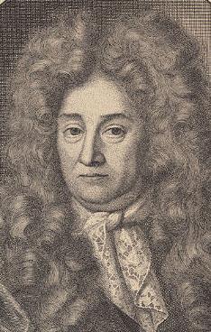 Samuel Baron von Pufendorf (*1632 - † 1694)