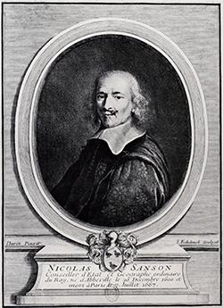 Nicolas Sanson (*1600 - † 1667)
