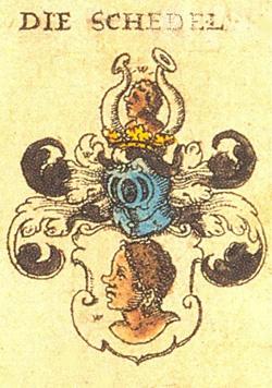 Hartmann Schedel (*1440 - † 1514)