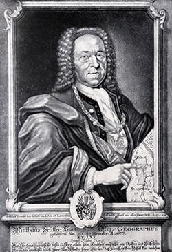 George Matthäus Seutter (*1678 - † 1757)