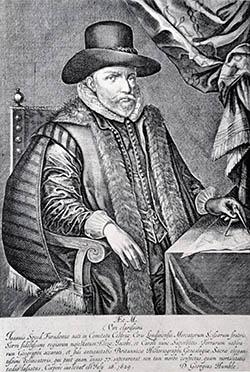 John Speed (*1552 - † 1629)