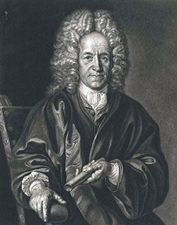 Christoph Weigel (*1654 - † 1725)