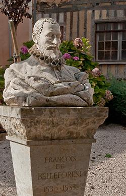 Francois de Belleforest (*1530 - † 1583)